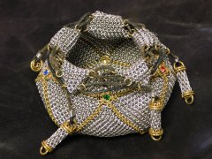 Pouch of Polyhedra (Open)