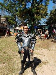 Scale suit