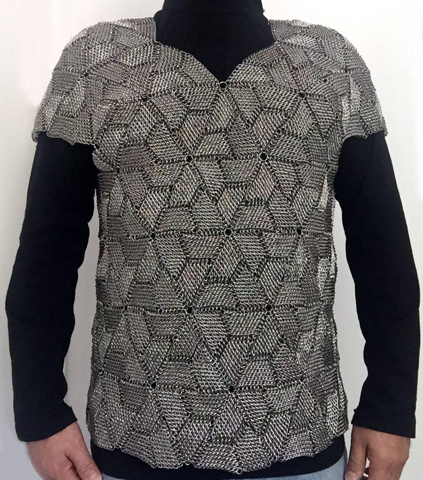 Trapezoid shirt
