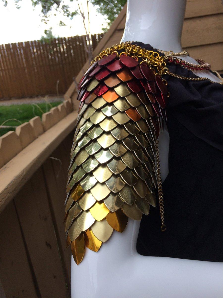 Sun God Armor #2
